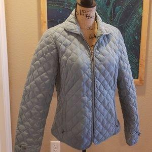 Eddie Bauer Mossy puffer Coat
